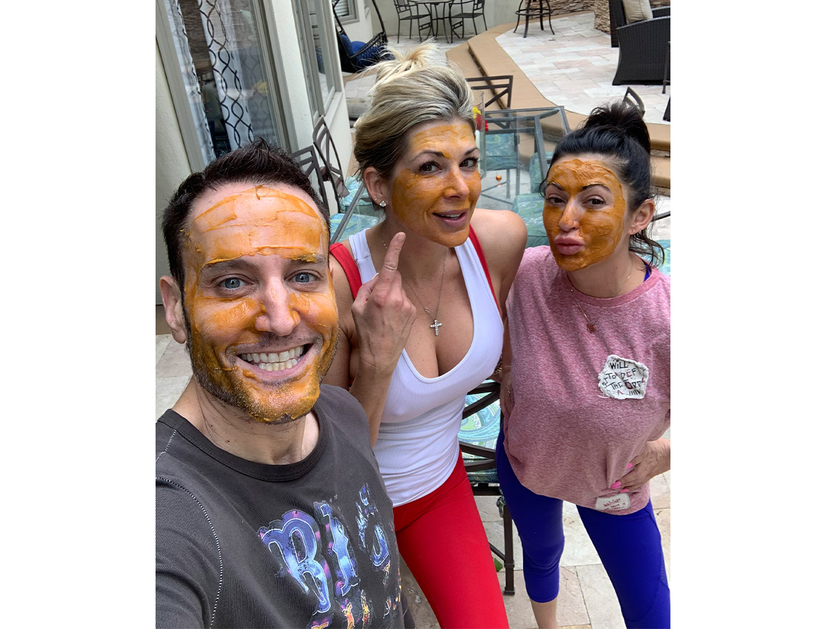 Interview Check-In with TV Personality Alexis Bellino